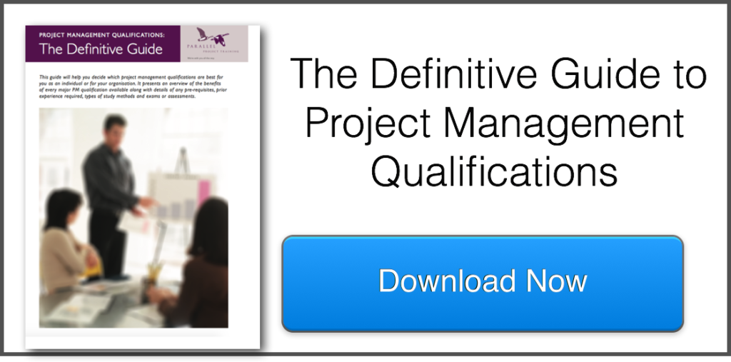 project management qualifications