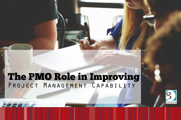 Gower Publishing Supports the Role of PMOs in Project Management Capability