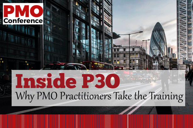 Inside P3O – Why PMO Practitioners Take the Training