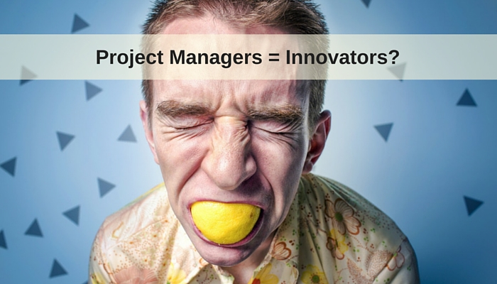 Project Managers as innovators